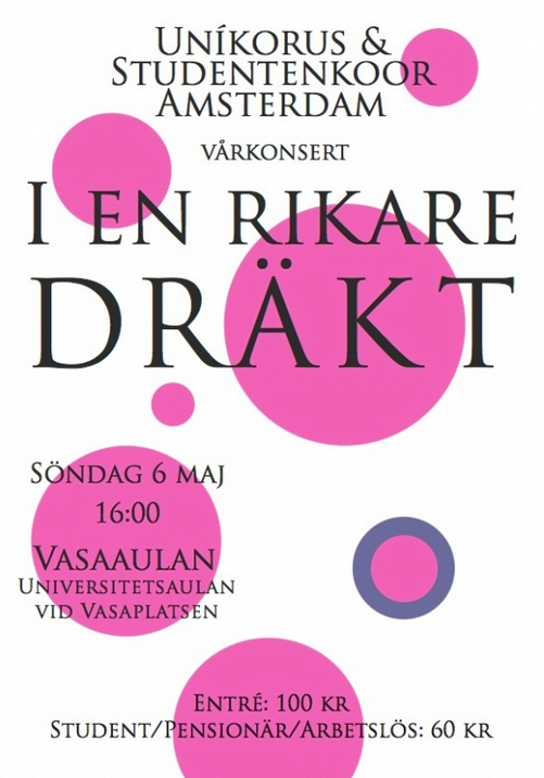Poster Tournee Zweden screenshot zndr randje